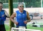 Personaltrainer Mario Muhren beim ELE Triathlon 2012