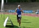 Triathlet Mario Muhren beim ELE Triathlon 2012 in Gladbeck