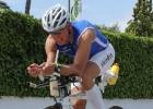 Mario Muhren auf der Radstrecke des IM 70.3 Mallorca