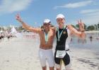 Triathleten Mario Muhren & Ralf Schön beim IM Mallorca 2013