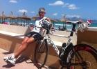 Ironman 70.3 Mallorca: Beine lockern nach Wettkampf