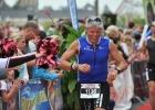 Mario Muhren CTW Köln Triathlon 2010: Fantastische Zielgerade