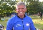 Mario Muhren vor dem Start Bayer Triathlon 2011