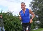 Personal Trainer Mario Muhren beim Bayer Triathlon 2011