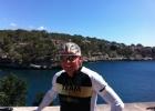 Triathlet Mario Muhren im Trainingslager Mallorca 2012