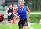 Personal Trainer Mario Muhren beim Channel Triathlon Rheine