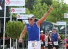 Personal Trainer Mario Muhren beim Challenge Roth 2010