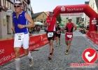 Personal Trainer und Triathlet Mario Muhren in Roth 2010