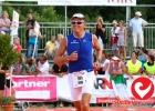 Mario Muhren bei der Challenge Roth