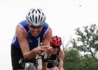 Triathlet Mario Muhren Kanaltriathlon Voerde 2011