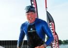 Personaltrainer Mario Muhren beim Tristar Worms 2011