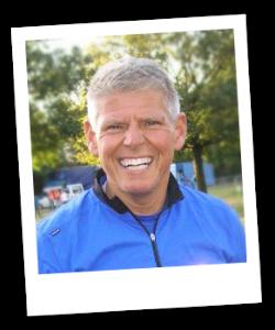 Triathlet und Personal Trainer Mario Muhren